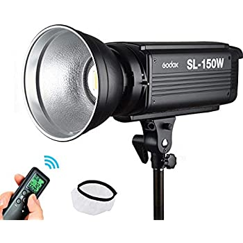 Amazon.com : Neewer 100W 5600K Dimmable LED Video Light