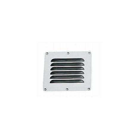 Osculati rejilla ventilación acero inoxidable rectangular ...