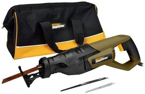 ShopSeries RC3645K 8-Amp Variable Speed Reciprocating Saw Kit