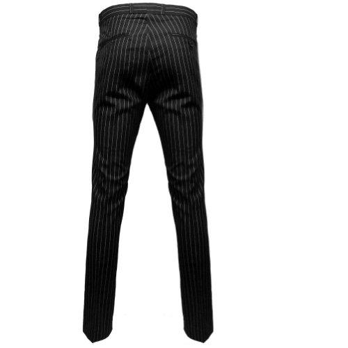 70s Mod Pinstripe Trousers Relco Sta press Mens KHIyKTqR