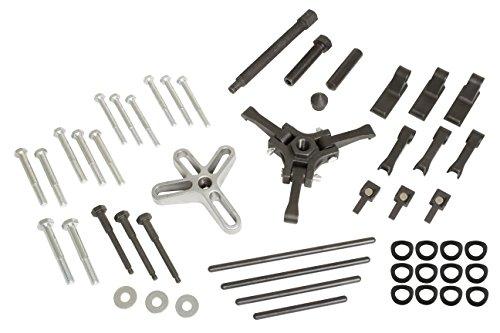 Lisle 54810 Master Harmonic Balancer Puller Kit, 1 Pack (Chrysler Harmonic Balancer Puller)