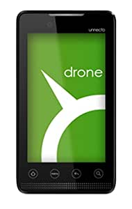 Unnecto U-660-2NA Drone Unlocked GSM Quad-Band Mobile Phone - US Warranty - White