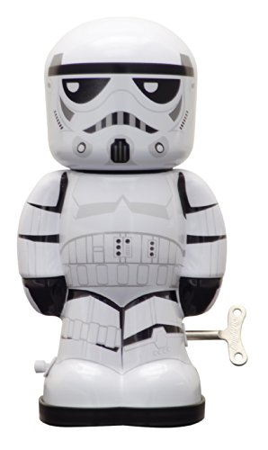 Star Wars Tin Stormtrooper Wind Ups