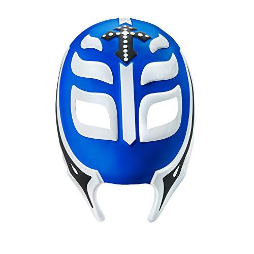WWE Rey Mysterio Blue/White Plastic Mask Multi