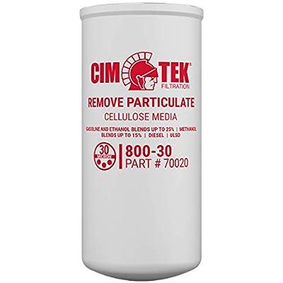 Cim-Tek High Flow Spin-On Fuel Dispenser Filter - CIM80030: Industrial & Scientific