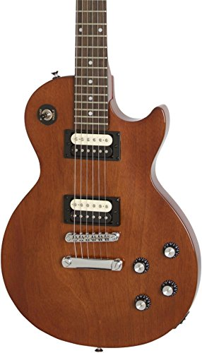 Epiphone ENPTWLNH1 Solid Body Electric Guitars Les Paul Studio LT, Walnut