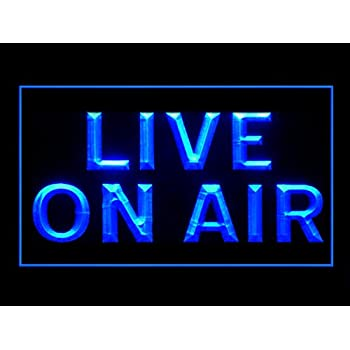 amazon com on air live studio recording led sign low cost energy