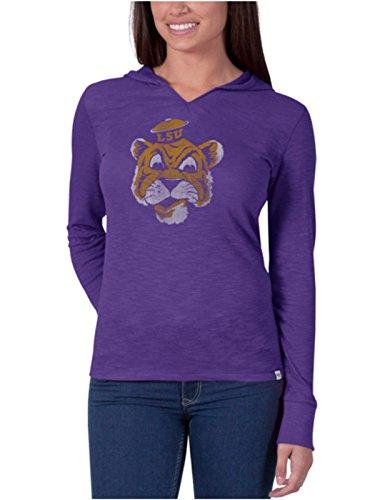 - NCAA LSU Tigers Women's Primetime Hood, Bright Purple, Large