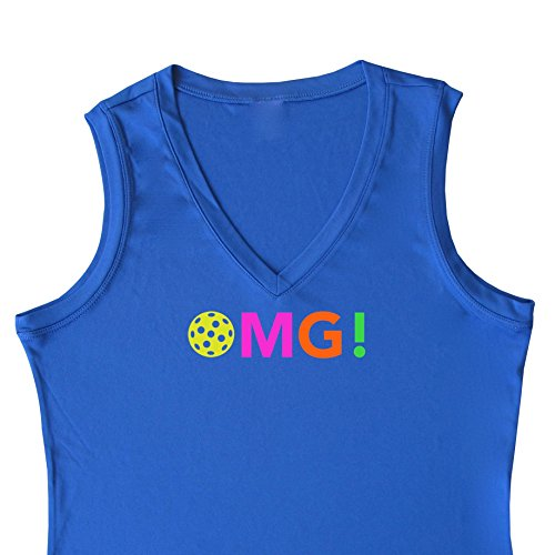 OMG! Pickleball Vest - Ladies Performance Tank