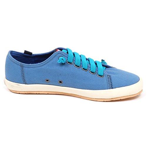 Sneaker Donna Scuro Light Box Azzurro Woman E6036 Canvas Scarpe Camper Blu without Shoe COtEpxywUq