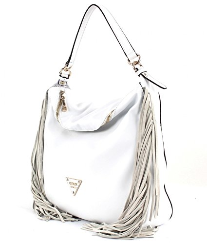 GUESS Thompson Hobo White