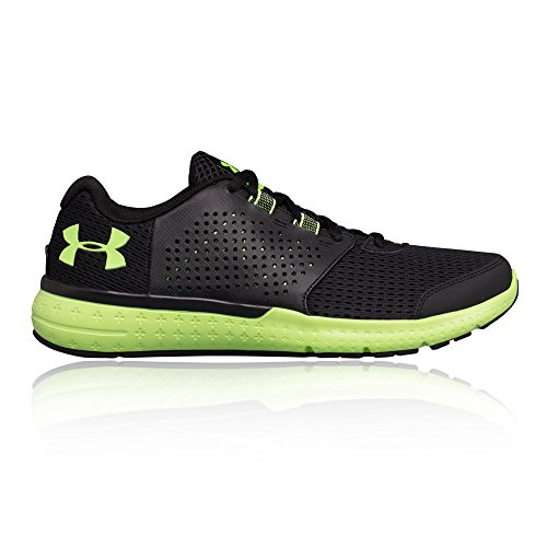 Under Armour Micro G Fuel RN Running Shoes - AW17-10 - Black