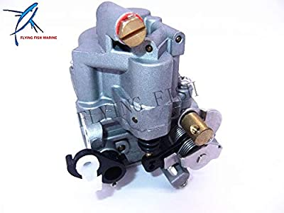 Boat Parts & Accessories Outboard Motors Carburetor 68T-14301-11-00 for Yamaha 4-Stroke 8Hp 9.9Hp F8M F9.9M,