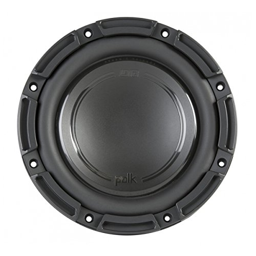 Marine Subwoofer Driver (Polk Audio DB+ 8 Inch 750 Watt 4 Ohm SVC Marine, ATV & Car Subwoofer | DB842SVC)