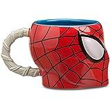 Spider-Man Sculptured Coffee Mug