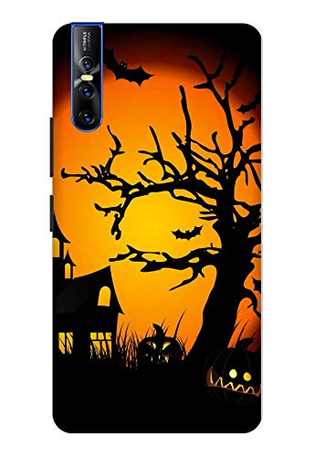 9 Cubes Digital Printed Vivo V15 Pro Back Cover: Amazon in: Electronics