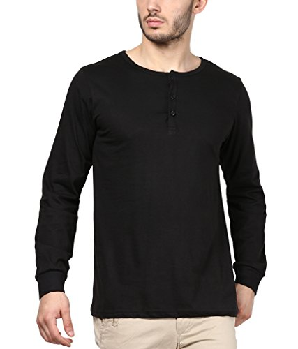Inkovy Mens T-Shirt (Inkovy-707–Black-L _Black _Large)