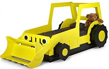 quality design 4049a 6fa4a Kids Digger Bed Frame 3ft Single: Amazon.co.uk: Kitchen & Home