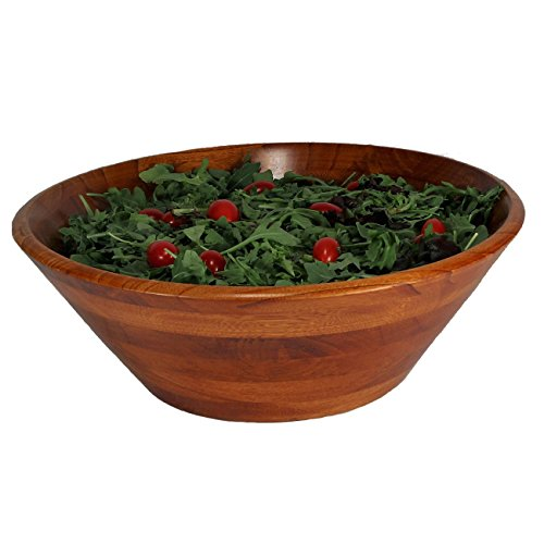 od Salad Bowl, 14-Inch, Walnut (Walnut Salad Bowl)