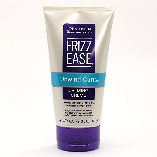 John Frieda Frizz Ease Unwind Curls Calming Crème, 5 - Apocalypse Jersey