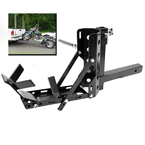 Motorcycle Tow Hitch - 6