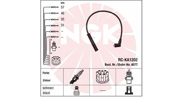 NGK G-Rated Sparkplug BR10EG for Kawasaki KX65 2011-2018