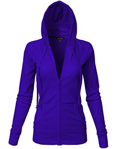 Royal Blue Hoodie - 7
