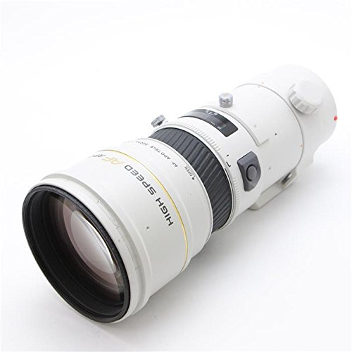Minolta AF 300mm G APO HS 1:4 F4 LENS FOR Minolta Maxxum/Dynax autofocus DSLR/SLR and Sony Alpha A-mount DSLR camera