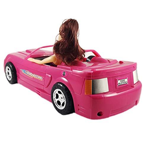Buy barbie mustang toy