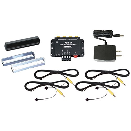 XANTECH DL95K Dinky Link(TM) Universal IR Receiver Kit electronic consumer