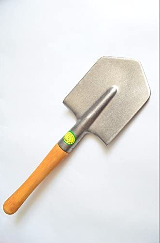 Superlight Titanium Shovel Universal Emergency Tool 100 Titanium