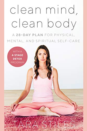 Book Cover: Clean Mind, Clean Body: A 28-Day Plan for Physical, Mental, and Spiritual Self-Care
