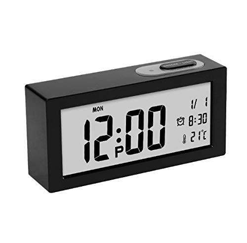 Asdf Reloj Despertador Mesa De Escritorio Electrónica Digital ...