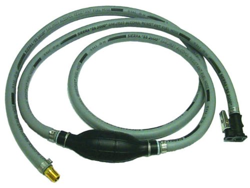 Sierra 18-8024EP-1 Complete Fuel Line Assembly (Fuel Assembly Line Sierra)