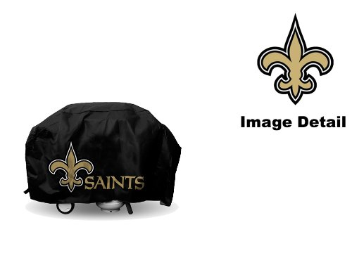 New Orleans Saints NFL Team Logo Game Day Chef Food BBQ Barbeque Grill ()