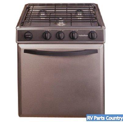 amazon com rv motorhome lp propane gas range 22 stainless steel