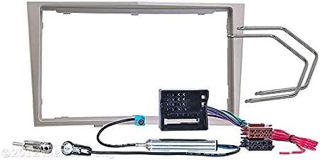 Meins24 Ohg 15115122 Einbauset Doppel 2 Din Für Opel Computer Zubehör