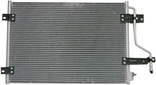Kool Vue KVAC4983 A/A/C Condenser (1998-02 Dodge Ram 2500/3500 L6 5.9L Diesel)