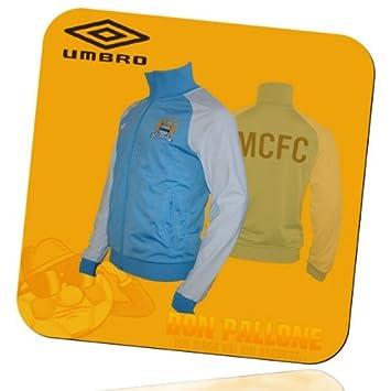 Umbro - Sudadera de chándal del club Manchester City: Amazon.es ...