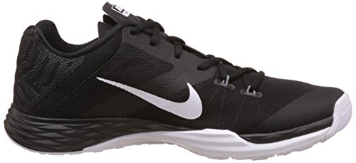 Nike Mensentrein Prime Iron Df Cross Trainingsschoen, Zwart / Wit / Antraciet / Koel Grijs, 8 D (m) Us