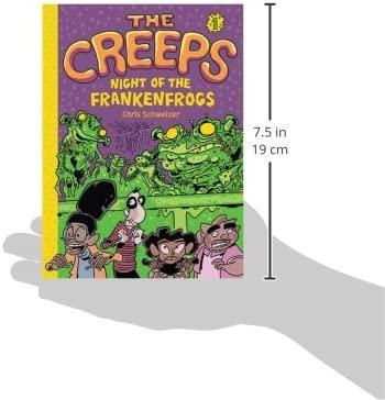 The Creeps (Creeps 1): Amazon.es: Chris Schweizer: Libros en ...