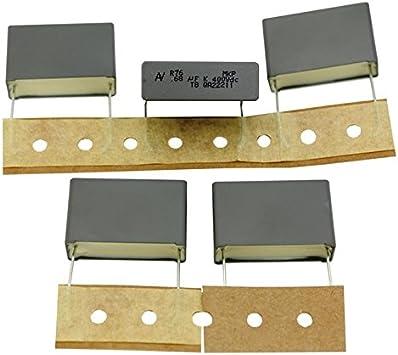 0,68/µF 400V DC ; 27,5mm ; R76MR3680CK30K ; 680nF 10x MKP-Condensateur rad