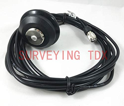 5M CABLE TNC CONNECTOR FOR PDL HPB RADIO GPS NEW WHIP ANTENNA POLE MOUNT