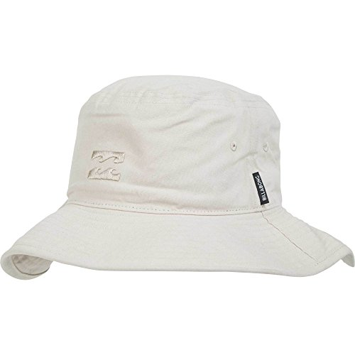 Billabong Canvas Hat - Billabong Men's Big John Hat, Stone, ONE