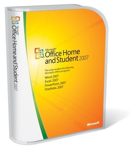 Microsoft Office Home and Student 2007 [Old Version] by Microsoft