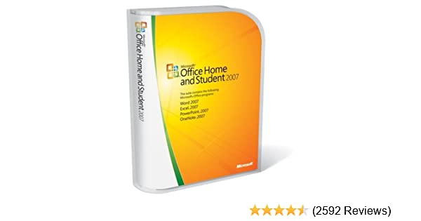 ms office home and student 2007 crack