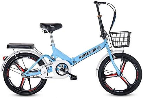Bicicleta Plegable, 16 Pulgadas 20 Pulgadas Tipo Mini Bicicleta De ...