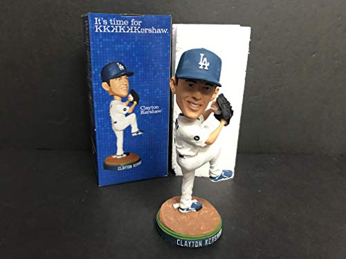 Clayton Kershaw 2011 Los Angeles Dodgers Bobble Bobblehead SGA ~ ROOKIE 1st ever ()