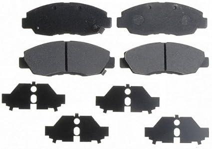 Disc Brake Pad Set-Service Grade Organic Disc Brake Pad Front Raybestos SGD465