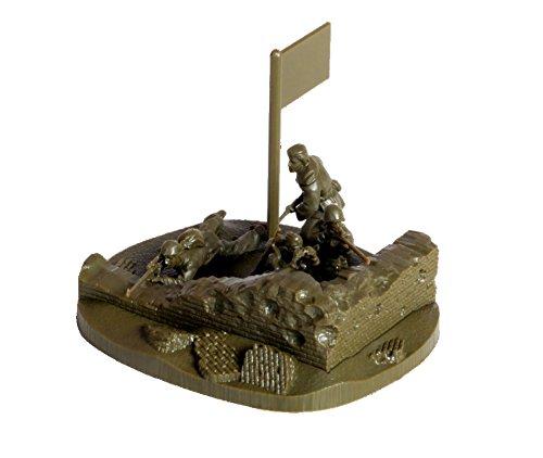 Amazon com: Zvezda Models Soviet Snipers Model Kit (1/72